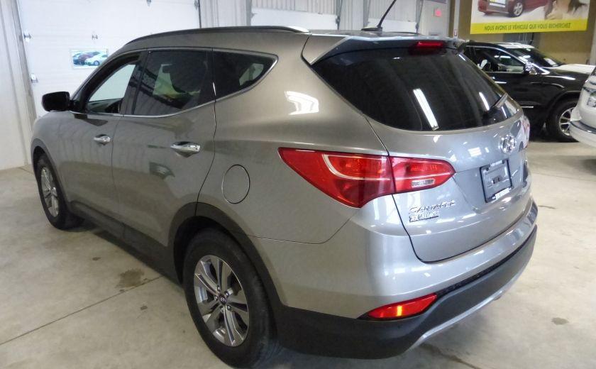 2016 Hyundai Santa Fe Premium AWD A/C Gr-Électrique Bluetooth #4