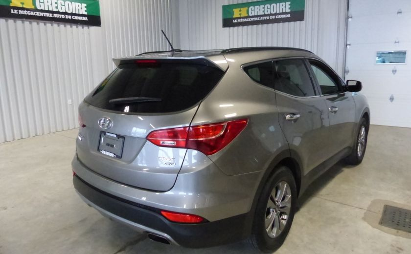 2016 Hyundai Santa Fe Premium AWD A/C Gr-Électrique Bluetooth #6