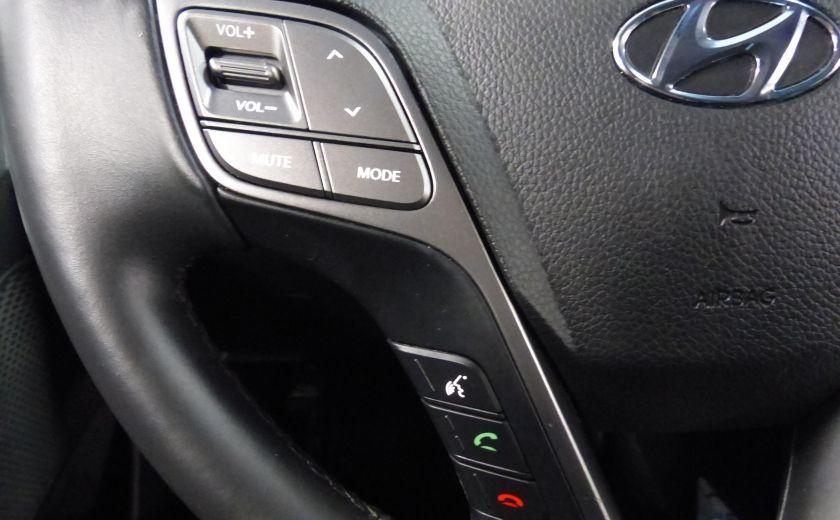 2016 Hyundai Santa Fe Premium AWD A/C Gr-Électrique Bluetooth #15