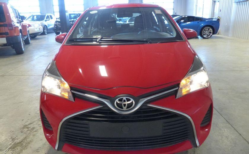 2015 Toyota Yaris LE HATCHBACK A/C Gr-Électrique #1