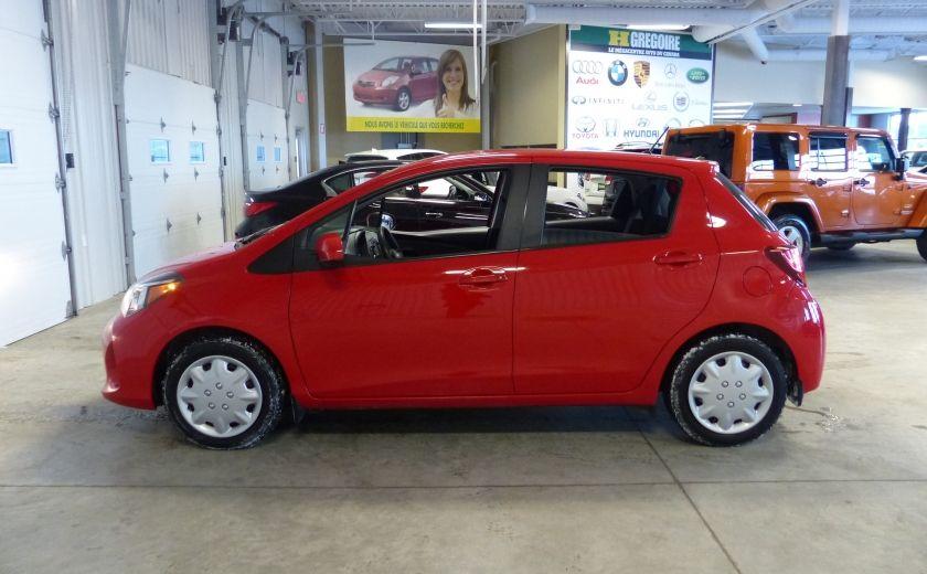 2015 Toyota Yaris LE HATCHBACK A/C Gr-Électrique #3