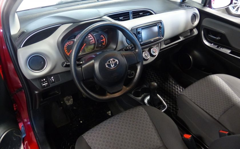 2015 Toyota Yaris LE HATCHBACK A/C Gr-Électrique #8