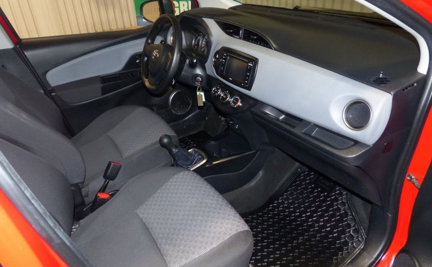 2015 Toyota Yaris LE HATCHBACK A/C Gr-Électrique #23