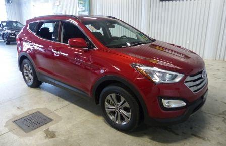 2016 Hyundai Santa Fe Premium AWD A/C Gr-Électrique Bluetooth in Rimouski