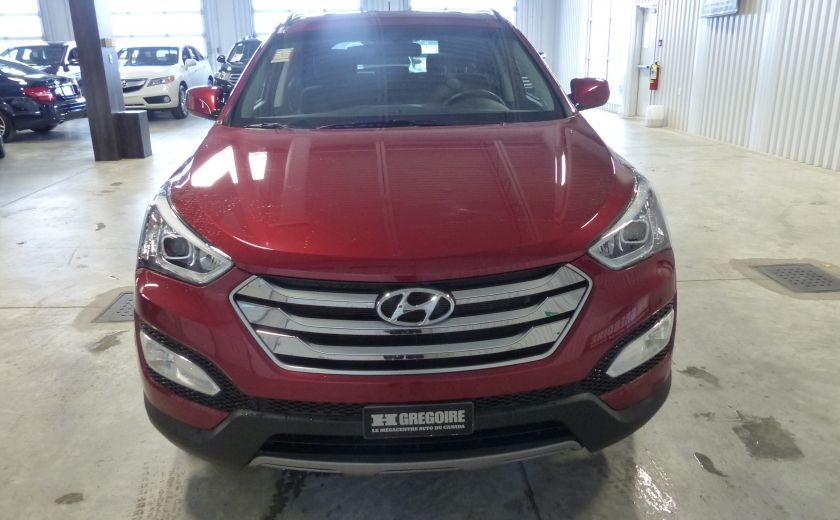 2016 Hyundai Santa Fe Premium AWD A/C Gr-Électrique Bluetooth #1