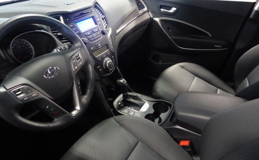 2016 Hyundai Santa Fe Premium AWD A/C Gr-Électrique Bluetooth #8