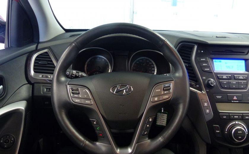 2016 Hyundai Santa Fe Premium AWD A/C Gr-Électrique Bluetooth #13