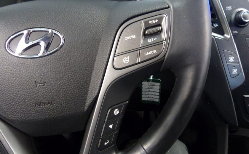 2016 Hyundai Santa Fe Premium AWD A/C Gr-Électrique Bluetooth #14