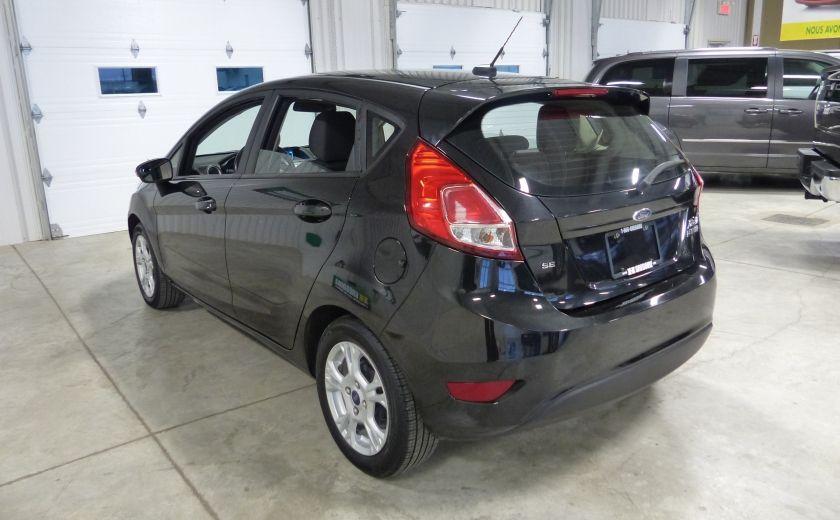 2015 Ford Fiesta SE HB  A/C Gr-Électrique Bluetooth #4