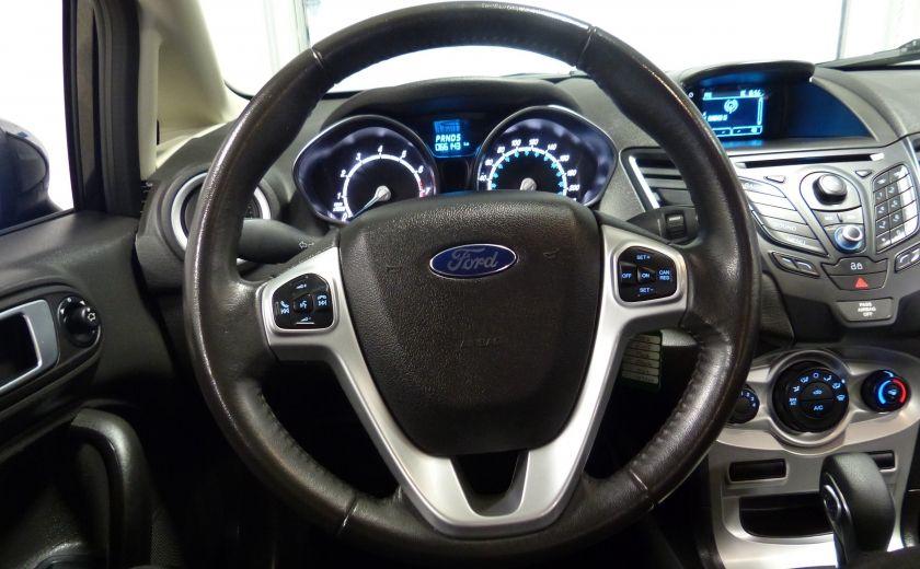 2015 Ford Fiesta SE HB  A/C Gr-Électrique Bluetooth #9