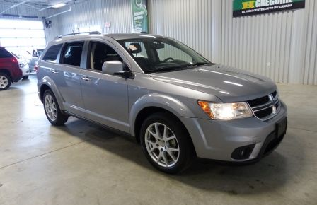 2015 Dodge Journey R/T AWD 7 Passager A/C Gr-Électrique Bluetooth in Saguenay