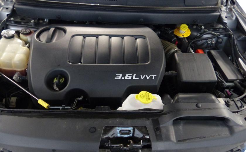 2015 Dodge Journey R/T AWD 7 Passager A/C Gr-Électrique Bluetooth #33
