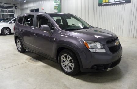 2012 Chevrolet Orlando 1LT 7 Passage A/C Gr-Électrique in Drummondville
