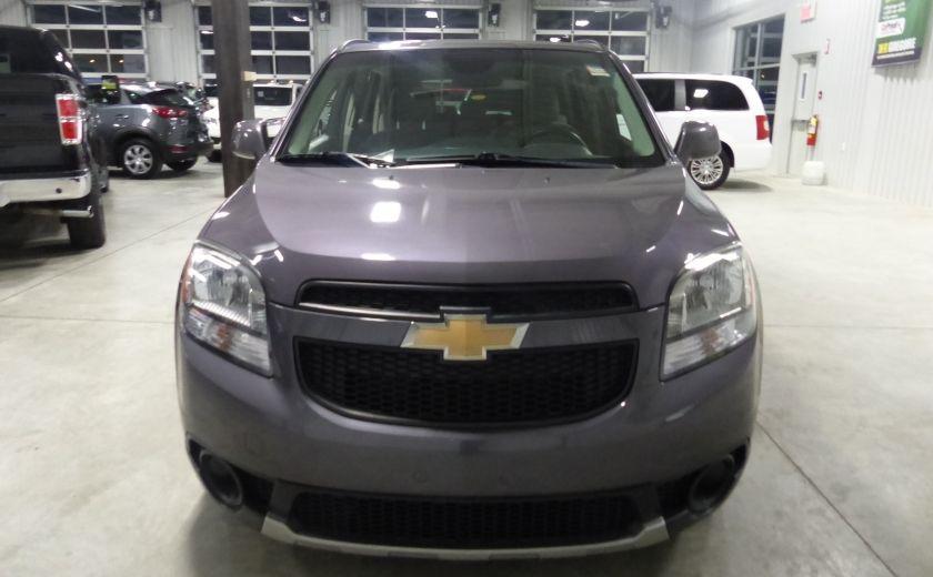 2012 Chevrolet Orlando 1LT 7 Passage A/C Gr-Électrique #1