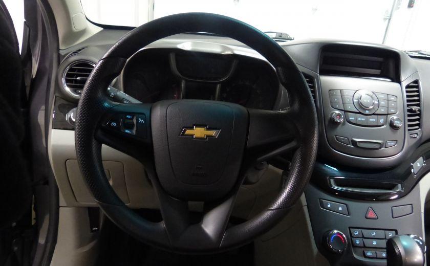 2012 Chevrolet Orlando 1LT 7 Passage A/C Gr-Électrique #9