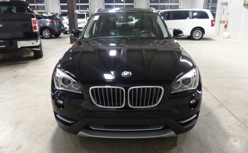 2014 BMW X1 xDrive28i AWD (CUIR-TOIT-PANO ) Bluetooth #1