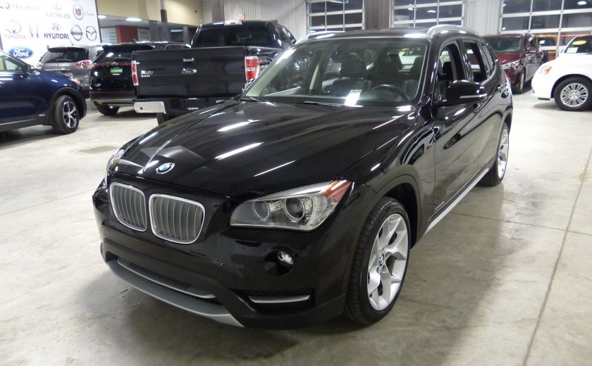 2014 BMW X1 xDrive28i AWD (CUIR-TOIT-PANO ) Bluetooth #2