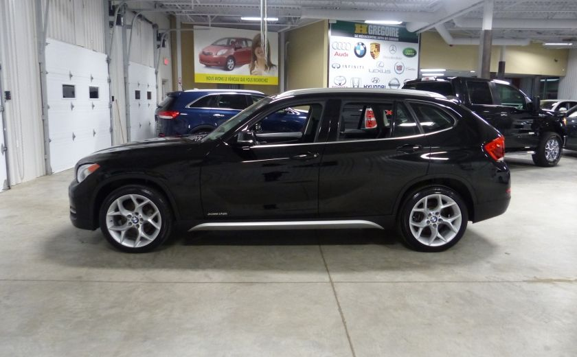 2014 BMW X1 xDrive28i AWD (CUIR-TOIT-PANO ) Bluetooth #3