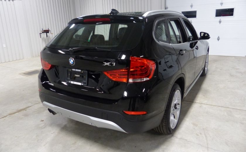 2014 BMW X1 xDrive28i AWD (CUIR-TOIT-PANO ) Bluetooth #6