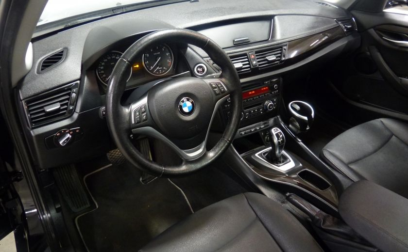 2014 BMW X1 xDrive28i AWD (CUIR-TOIT-PANO ) Bluetooth #8