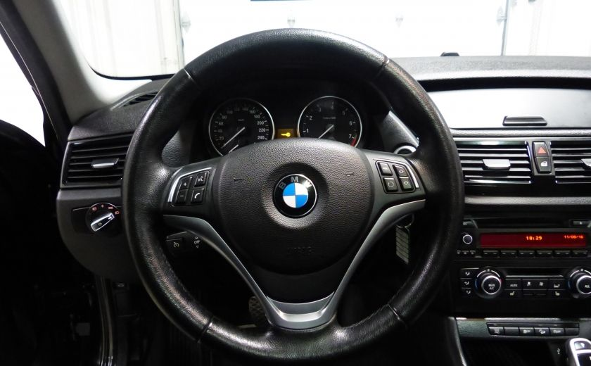 2014 BMW X1 xDrive28i AWD (CUIR-TOIT-PANO ) Bluetooth #9