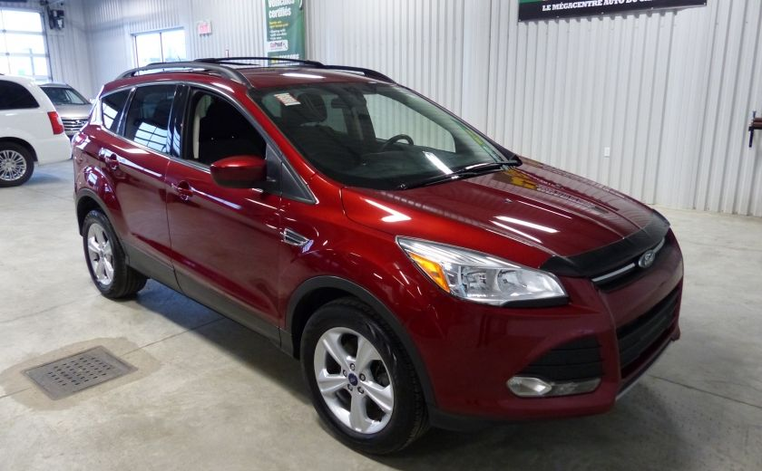 2014 Ford Escape SE AWD NAV Bluetooth Cam A/C Gr-Électrique #0