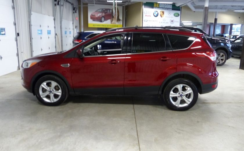 2014 Ford Escape SE AWD NAV Bluetooth Cam A/C Gr-Électrique #3