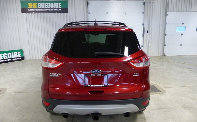 2014 Ford Escape SE AWD NAV Bluetooth Cam A/C Gr-Électrique #5
