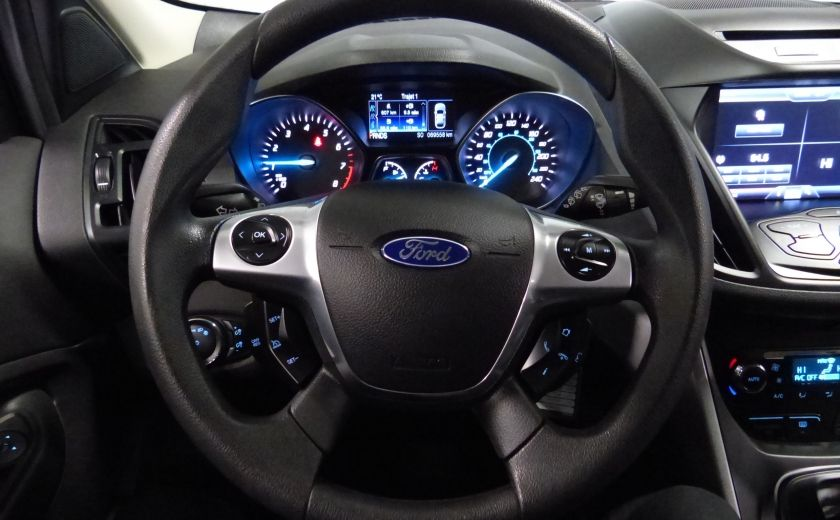 2014 Ford Escape SE AWD NAV Bluetooth Cam A/C Gr-Électrique #12