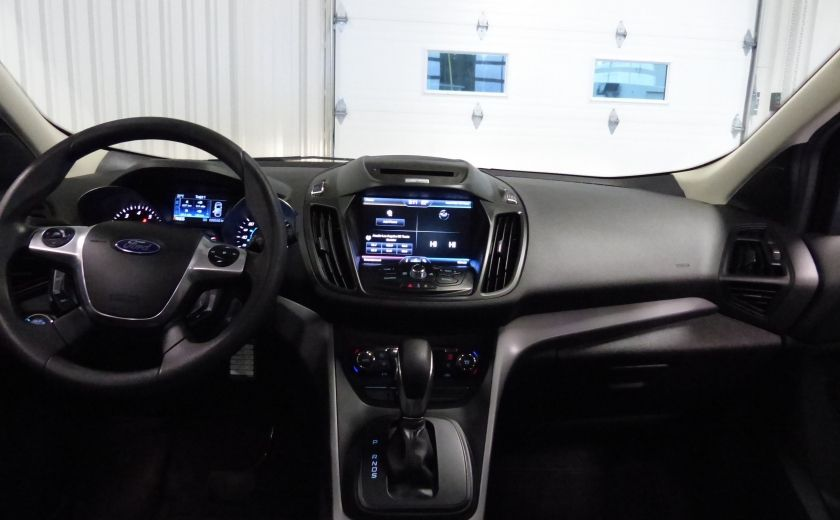 2014 Ford Escape SE AWD NAV Bluetooth Cam A/C Gr-Électrique #24