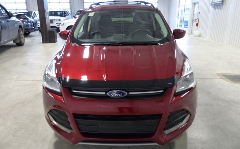 2014 Ford Escape SE AWD NAV Bluetooth Cam A/C Gr-Électrique #1