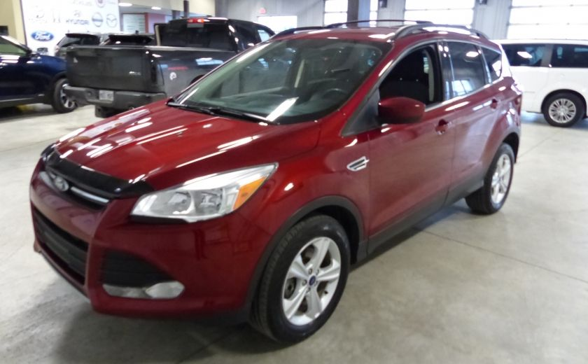 2014 Ford Escape SE AWD NAV Bluetooth Cam A/C Gr-Électrique #2