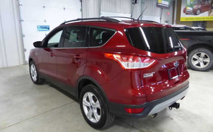 2014 Ford Escape SE AWD NAV Bluetooth Cam A/C Gr-Électrique #4