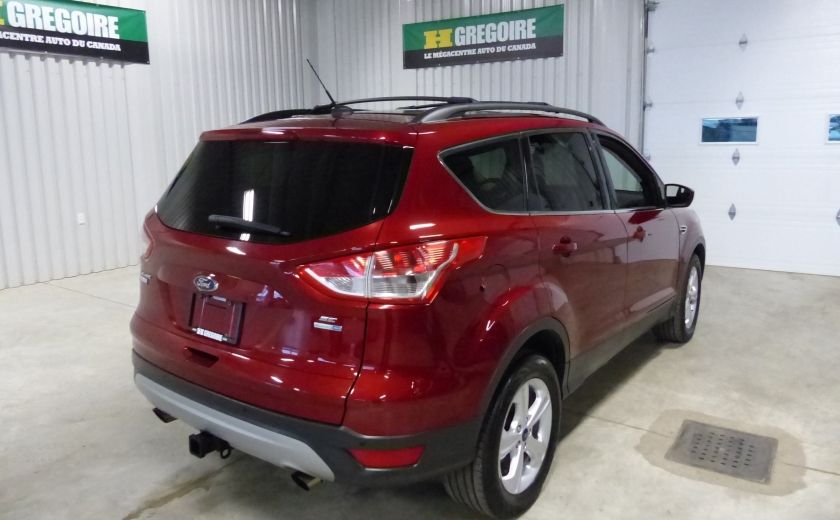 2014 Ford Escape SE AWD NAV Bluetooth Cam A/C Gr-Électrique #6