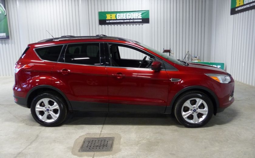2014 Ford Escape SE AWD NAV Bluetooth Cam A/C Gr-Électrique #7