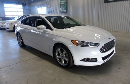 2016 Ford Fusion SE AWD (Mags-Toit-Nav) Bluetooth Cam in Saint-Jérôme