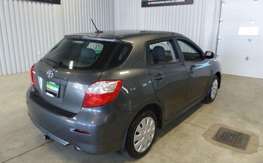 2011 Toyota Matrix 4dr Wgn Auto FWD A/C Gr-Électrique #6