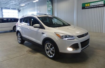 2014 Ford Escape Titanium AWD (CUIR-TOIT-NAV) Bluetooth Cam #0