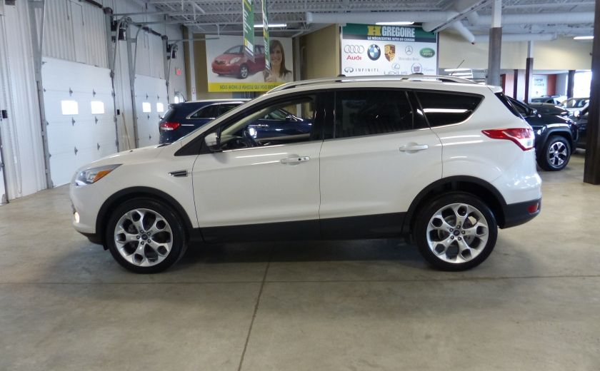 2014 Ford Escape Titanium AWD (CUIR-TOIT-NAV) Bluetooth Cam #3