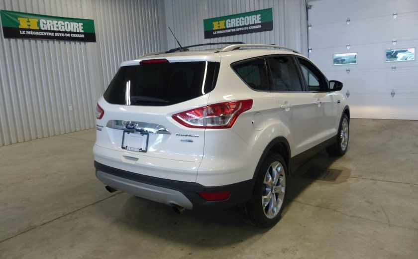 2014 Ford Escape Titanium AWD (CUIR-TOIT-NAV) Bluetooth Cam #7