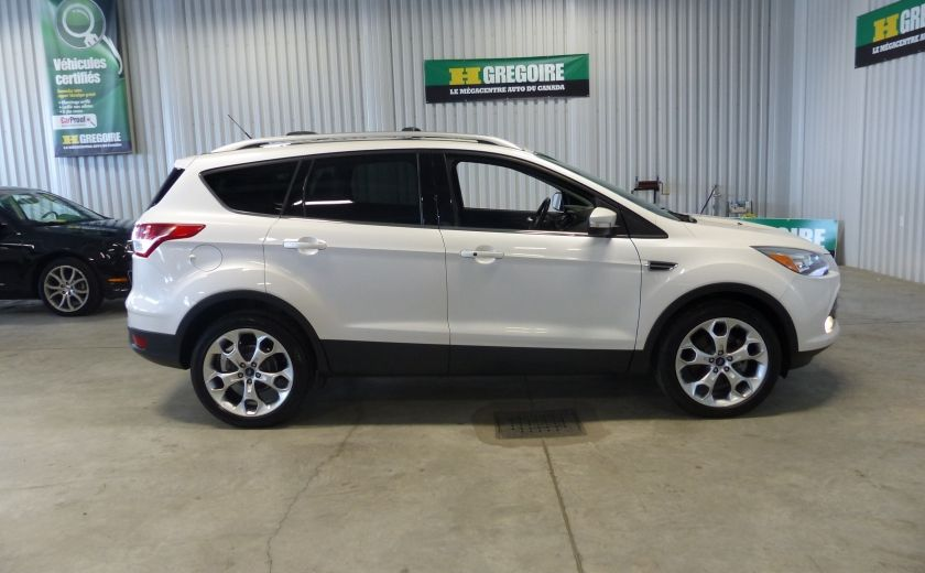 2014 Ford Escape Titanium AWD (CUIR-TOIT-NAV) Bluetooth Cam #8