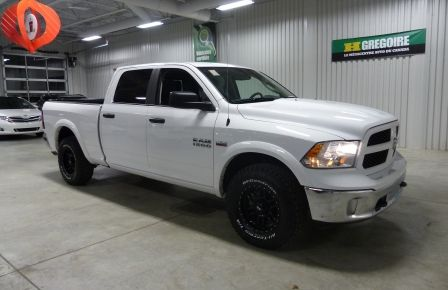 2016 Ram 1500 Outdoorsman 4X4 CREW A/C Gr-Électrique (Bluetooth) à New Richmond