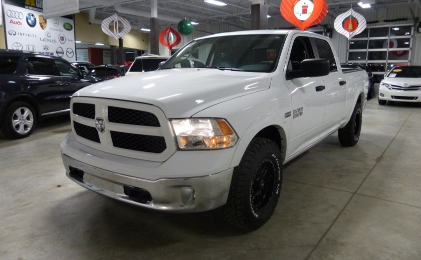 2016 Ram 1500 Outdoorsman 4X4 CREW A/C Gr-Électrique (Bluetooth) #2