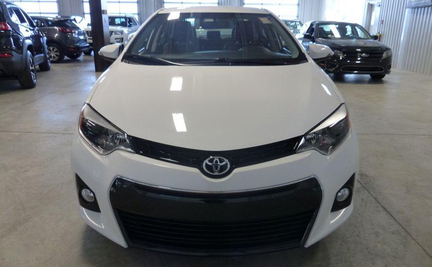 2015 Toyota Corolla S A/C Gr-Électrique Bluetooth Cam #1