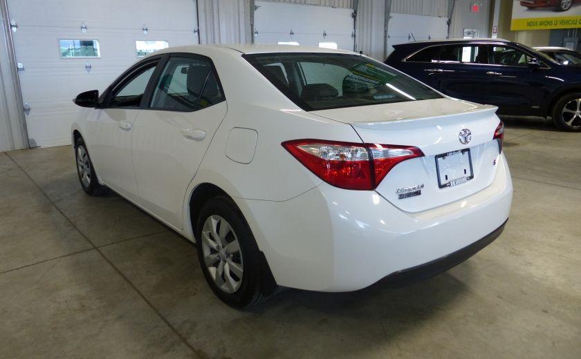 2015 Toyota Corolla S A/C Gr-Électrique Bluetooth Cam #4