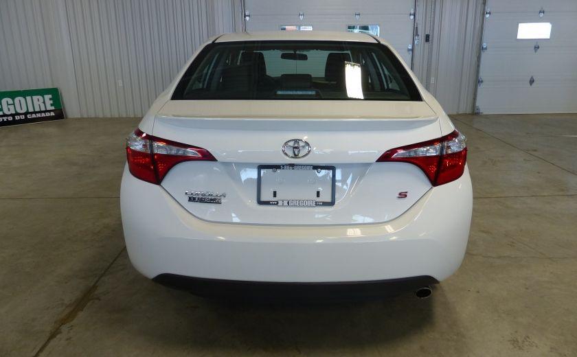 2015 Toyota Corolla S A/C Gr-Électrique Bluetooth Cam #5