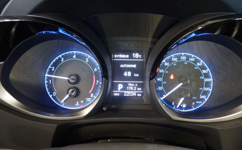 2015 Toyota Corolla S A/C Gr-Électrique Bluetooth Cam #12