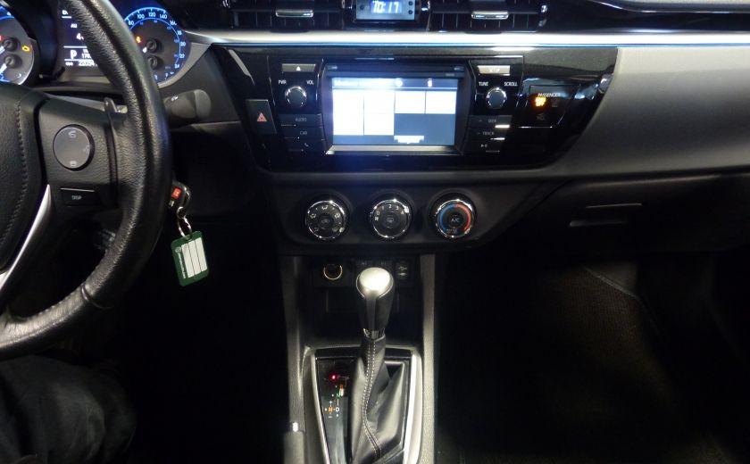 2015 Toyota Corolla S A/C Gr-Électrique Bluetooth Cam #14
