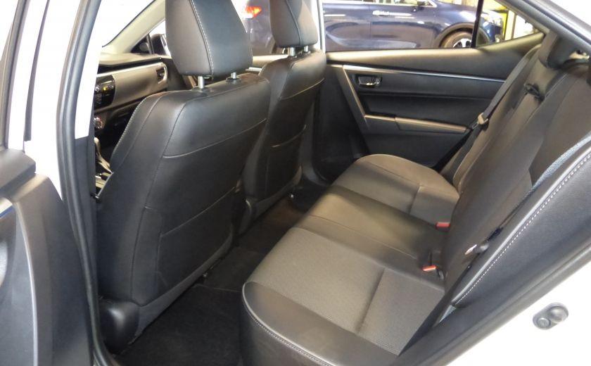 2015 Toyota Corolla S A/C Gr-Électrique Bluetooth Cam #19