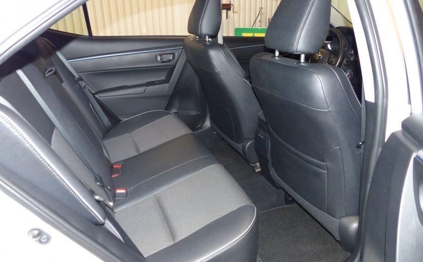 2015 Toyota Corolla S A/C Gr-Électrique Bluetooth Cam #23